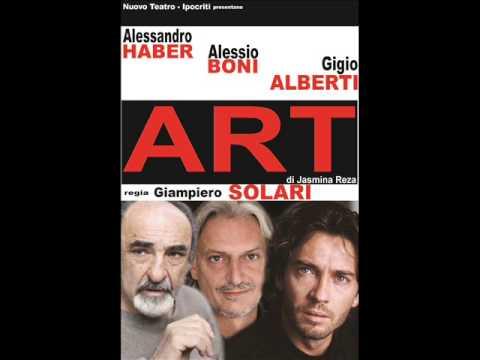 FRANCESCO GESUALDI _ ALESSANDRO HABER E GIGIO ALBERTI (ART) PARTE 1 RADIO IES DALLE 10 ALLE 12
