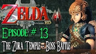 I KNOW ITS BEEN A WHILE BUT LETS DO THIS! - [The Legend of Zelda Twilight Princess HD Episode #13]