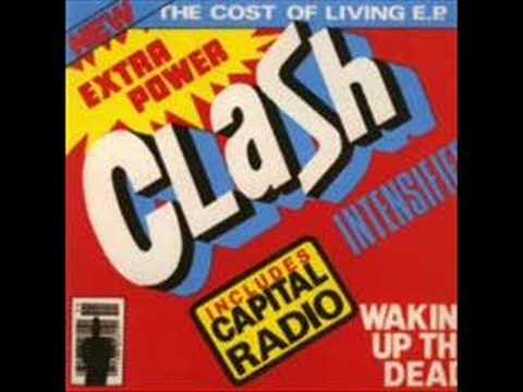 The Clash - Capital Radio Two [Single]