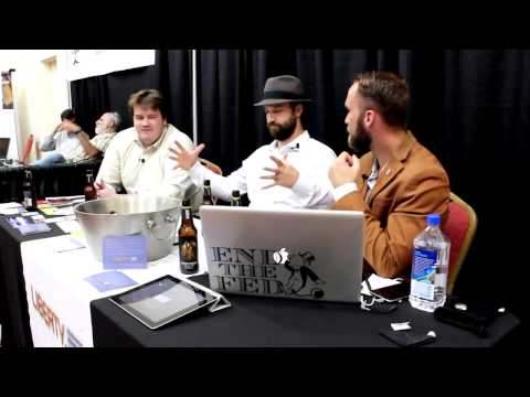 Episode 3 - Live at LPEX with Nicholas Seymour of Project Liberty