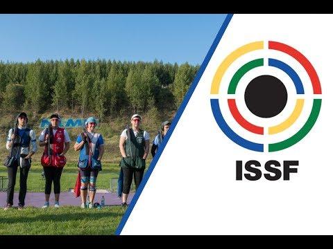 Trap Women Final - 2017 ISSF World Championship Shotgun in Moscow (RUS)