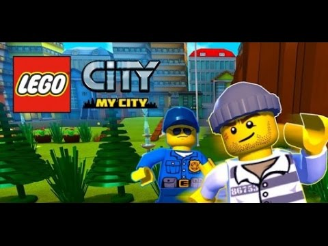 Lego City My City Games For Kids Gry Dla Dzieci Youtube