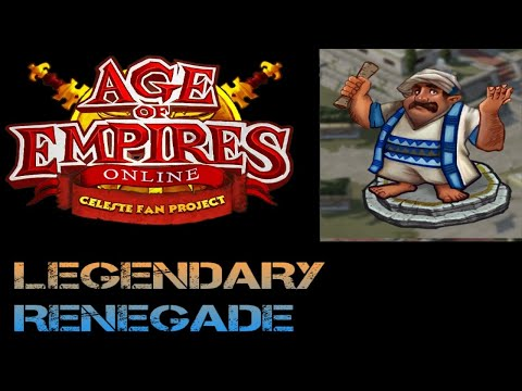 Age of Empires Online Leg Final Renegade Quest with Greeks