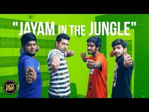 """""""Jayam in the Jungle"""" 