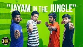 """""""Jayam in the Jungle""""   Interview with Jayam Ravi   Fully Filmy"""