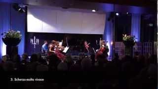 Robert Schumann: Quintett in Es-Dur, op. 44, 3. Scherzo-molto vivace