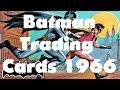 BATMAN Trading Cards - Video No.125 - June 7th, 2016