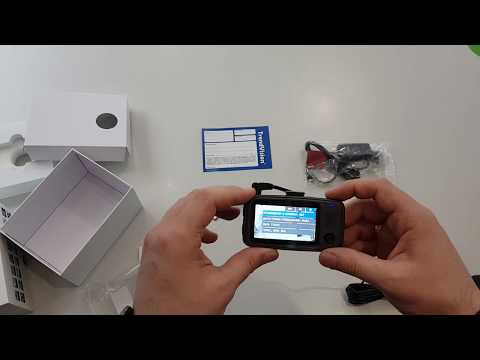 Обзор новинки видеорегистратора TrendVision TDR 717 GPS от Avtogear.ru