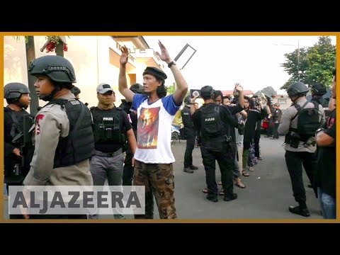 🇮🇩 Prison riot in Indonesia leaves police officers dead   Al Jazeera English