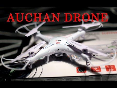 drony z kamera hd allegro