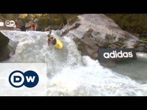 Extreme kayaking world championships | Euromaxx