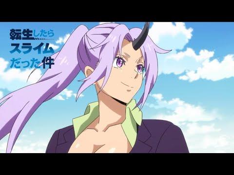 Trailer Oficial   Tensei Shitara Slime Datta Ken Season 2 – 2021   Sub Español animé en 2021