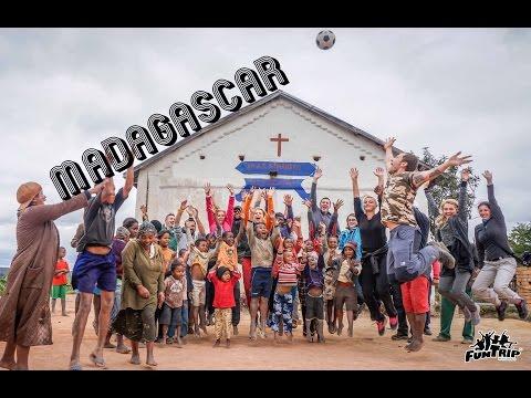 Crazy adventure in MADAGASCAR   FUNTRIP