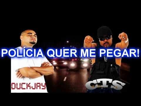 CTS Part Tribo Da Periferia - Polícia Quer Me Pegar [LEGENDADO : POR GABRIEL FABRIZIO - GANGSTA]