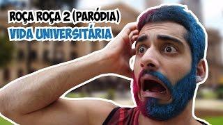 VIDA UNIVERSITÁRIA | Paródia Mc Brinquedo - Roça Roça 2 | QminutosQ