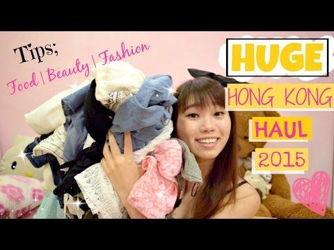 Hong Kong Haul 2015 | Ju-Ann.C