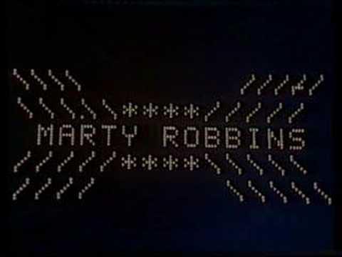 "Marty Robbins ""Streets of Laredo - Love Me"" 1978"