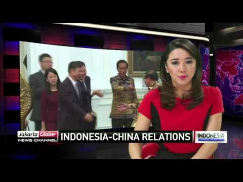 Indonesia-China Relation