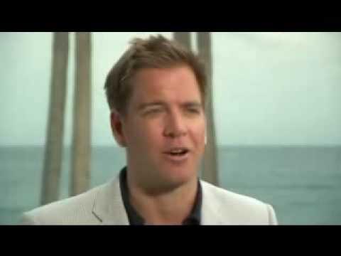 Cote de Pablo and Michael Weatherly Monaco TV Festival Interview on June 9th