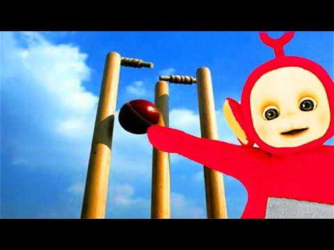 Teletubbies: Cricket   347   Cartoons for Children