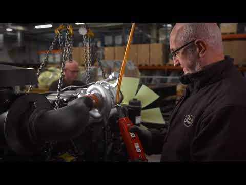 AJ Power   Diesel generating sets worldwide