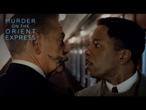 "Murder on the Orient Express | ""A Crime With A Killer Twist"" TV Commercial 