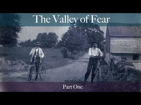 The Valley of Fear (Part One) by Sir Arthur Conan Doyle