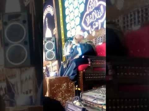 من أمام ديوان عائلة النصيرات الشيخ صديق المنشاوى