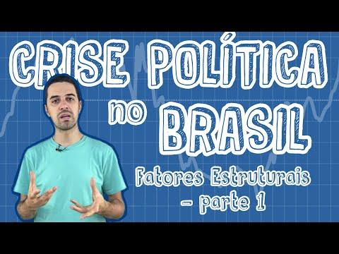 Atualidades - Crise Política no Brasil - Fatores Estruturais (Parte 1)