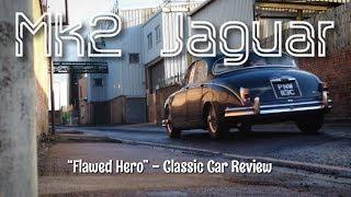 Jaguar Mk2 Classic Car Review - Paul Woodford