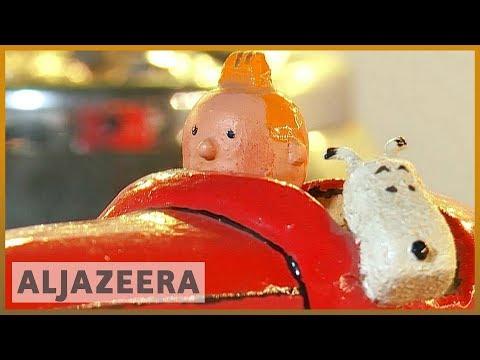 🇧🇪 Tintin 90 years on: Belgian comic book stirs racial controversy l Al Jazeera English