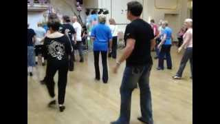 Eres Tu line dance by Peter & Alison - danced (and taught at Eurodance 2012)