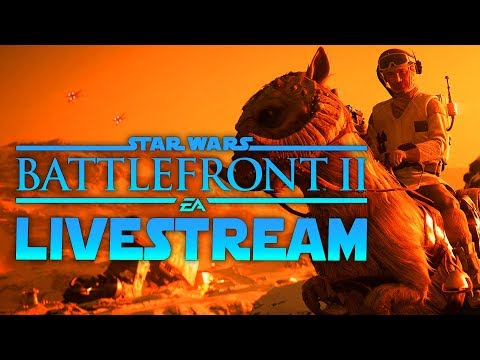 Eat Blaster Imperial Scum! (Star Wars Battlefront 2)