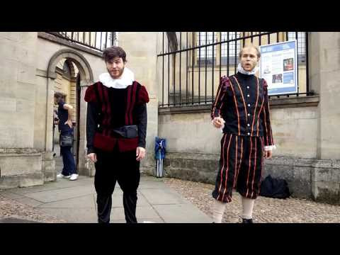 Shakespeare Oxford Tour Richard Burbage and Christopher Marlowe