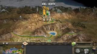 Medieval Total War 2 [TÜRKLER] Güçlü Bir Başlangıç [Bölüm 3]