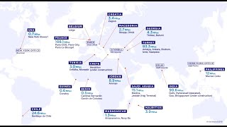 Groupe ADP, the first airport network in the world