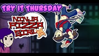 Try it Thursday | Ninja Pizza Girl