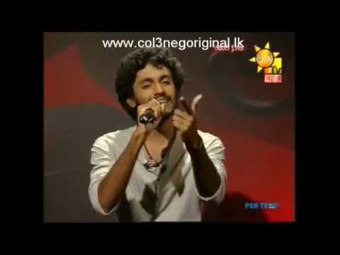 Sajitha Anthony - Ananthayata Yanawamai (සිරවෙලා නැවතිලා) | Senaka Batagoda | Live Cover