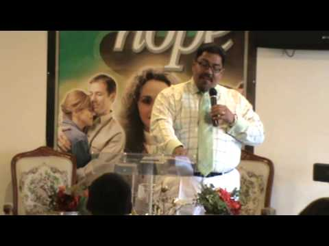 pastor vince diaz Peter a good man of power 001
