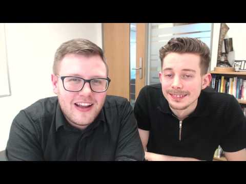 Department for International Trade - Andrew and Pete