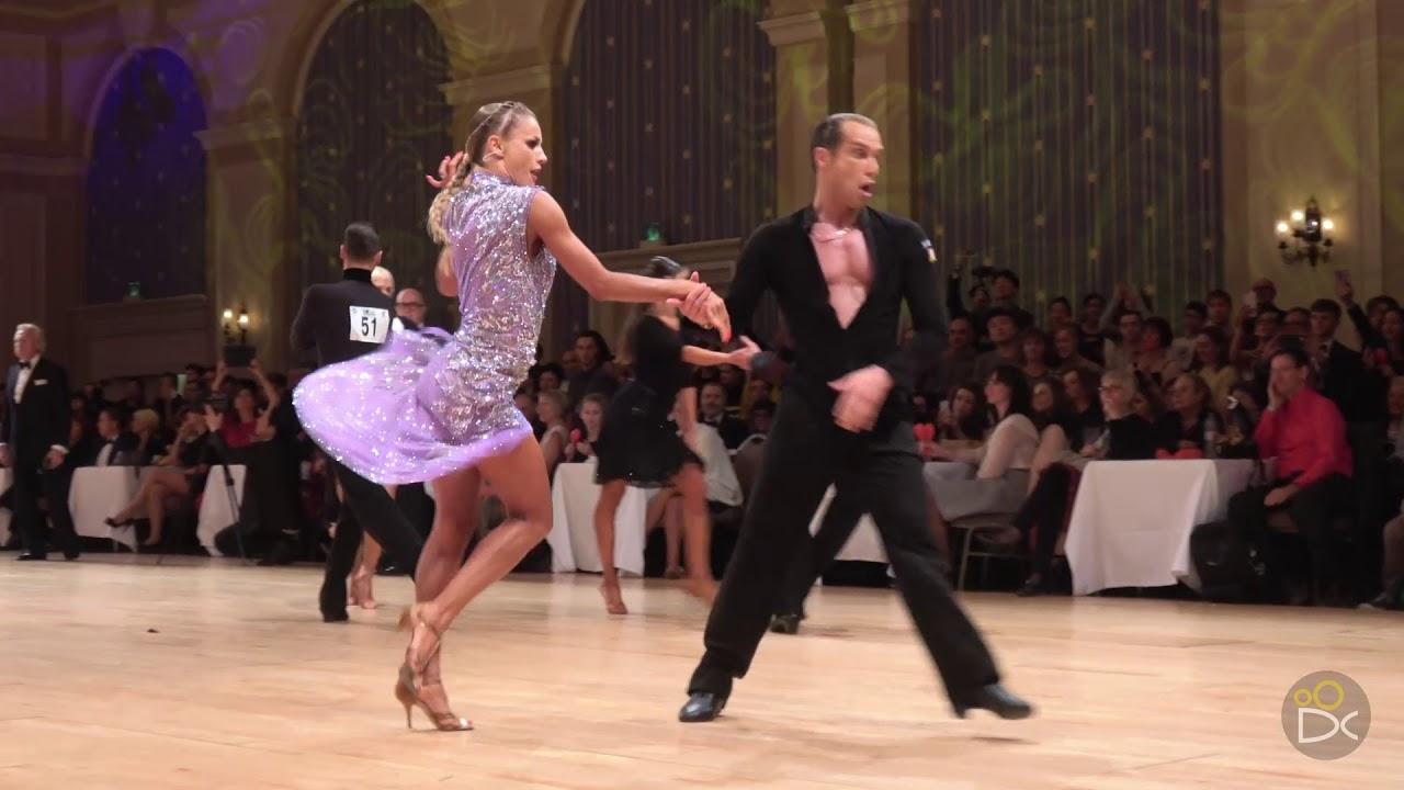 Download Riccardo Cocchi - Yulia Zagoruychenko (USA) - Disney 2018 - Pro Latin | SF Jive