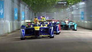 Formula E showdown in Montreal