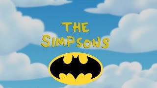 Batman References in The Simpsons