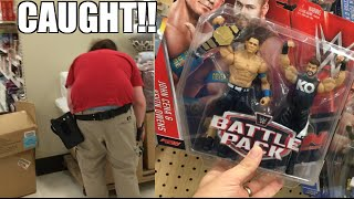 Video EMPLOYEE HIDES WWE WRESTLING FIGURES FOR SCALPERS AT TARGET! download MP3, 3GP, MP4, WEBM, AVI, FLV November 2017