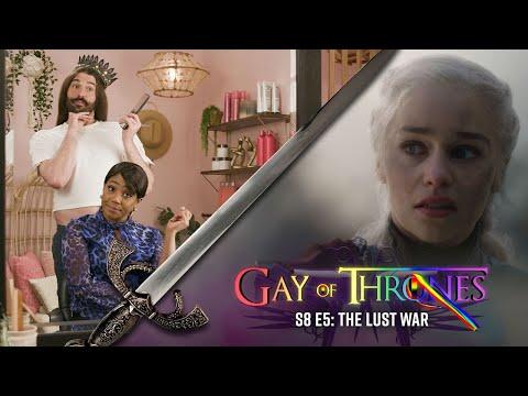 The Lust War (with Tiffany Haddish) - Gay Of Thrones S8 E5 Recap