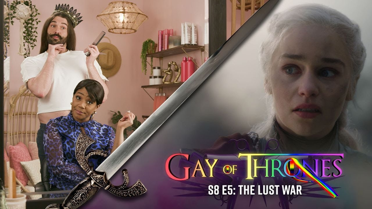 The Lust War (with Tiffany Haddish) - Gay Of Thrones S8 E5 Recap