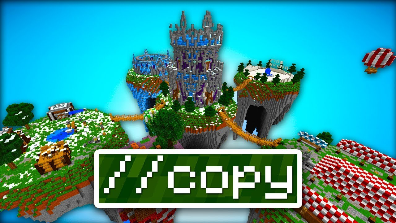 Repeat STEALING PEOPLE'S SKYBLOCK ISLANDS by