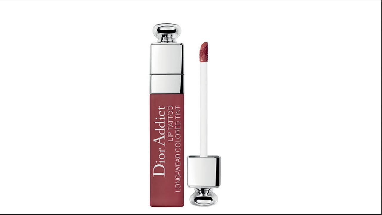 Dior Addict Lip Tattoo 771 Natural Berry Lipstick Unboxing