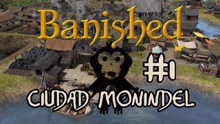 Banished - Ciudad Monindel #1 | A la orilla del lago