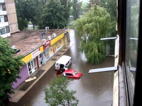 Cherkassy Flood - Promenade de la Croisette